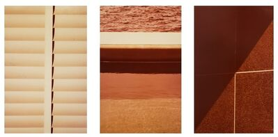 Ralph Gibson, 'Triptych (from the Apeiron Triptych Portfolio', 1977
