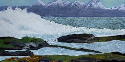 Glenda King, 'Roaring Reef Bay', 2021