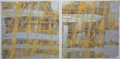 Robert Solomon, 'Abstract Diptych 1a12', 2017