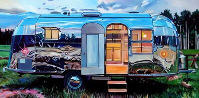 Taralee Guild, 'Airstream Glow', 2020