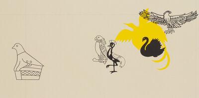 Fred Wilson, 'Black Birds', 2014