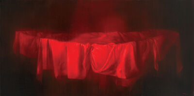 Lee Chu-Hsin, ' The Red Memory-2 紅色的記憶-2', 2009