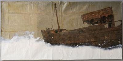 Hughie O'Donoghue, 'Adrift II ', 2020