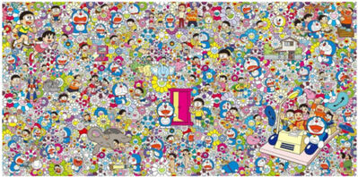 Takashi Murakami, 'THAT SOUNDS GOOD, I HOPE YOU CAN DO THAT SILKSCREEN', 2019