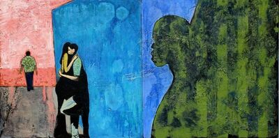 Erekle Chinchilakashvili, 'A Shadow of Oneself', 2020