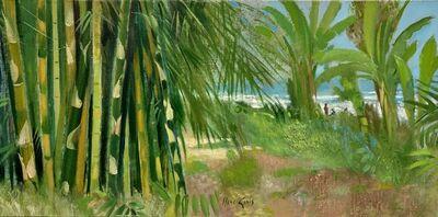 Rene Genis, 'Le bois de bambous', 1985