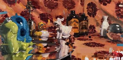 Calvin Lai, 'Pool Party', 2020