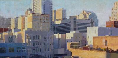 Greg Gandy, 'Tenderloin Rooftops'