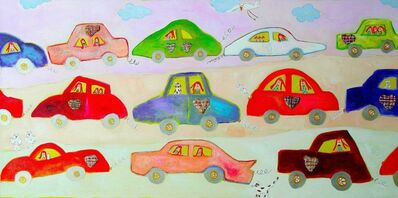 Caroline Benchetrit, 'Cars and Hearts'