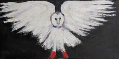 Marjorie Magid, 'Barn Owl', 2019