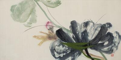 Minol Araki, 'Lotus (MA-090)', 2001