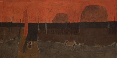 Giuseppe Uncini, 'Terre', 1959