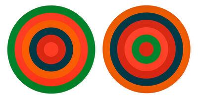 Claude Tousignant, 'Clair-Obscur', 1970