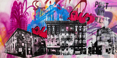 BNS, 'Untitled (NYC 13)', 2012