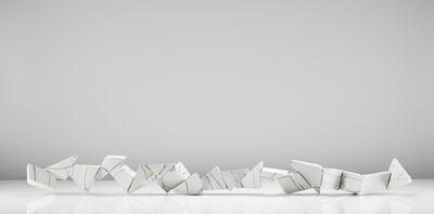 Fernando Casasempere, 'Broken Line', 2017