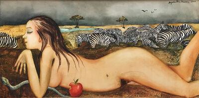 Anjolie Ela Menon, 'Eden ', 2005
