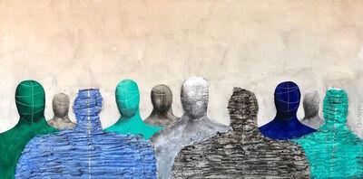 George Polymeros, '(ATH) Family', 2018