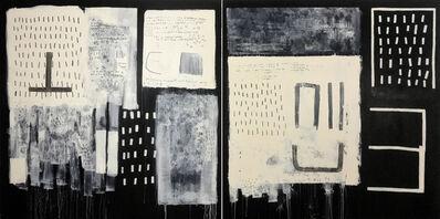 Guillaume Seff, 'Fragment d'ADN de son obscurcissement émotionnel', 2020