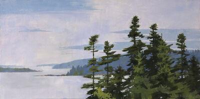 Marilyn Turtz, 'Longview from Studio'