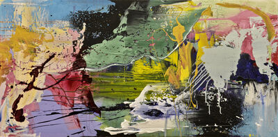 Jean-Pierre Lafrance, 'Chinook Wind', 2017