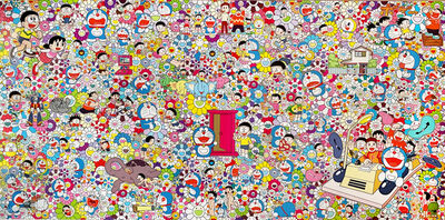 Takashi Murakami, 'Wouldn't It Be Nice If We Could Do Such a Thing', 2018