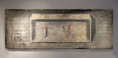 Yuri Kuper, 'Boîte sur fond gris', 1989