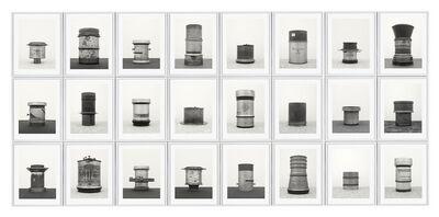 Isabelle Le Minh, 'Objektiv, After Bernd & Hilla Becher', 2015