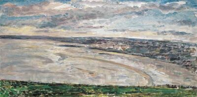 Yang Kai (b. 1956), 'Seashore 《圣佩悠海湾》', 2009