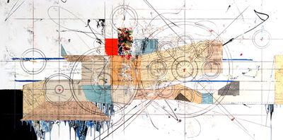 Étienne Gélinas, 'Composition 495', 2018