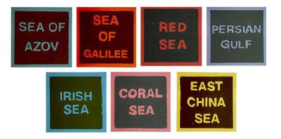William Allen, 'Seven Seas', 2002