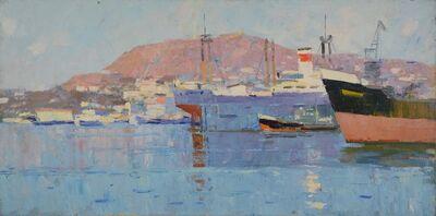 Aleksandr Timofeevich Danilichev, 'Harbour', 1959