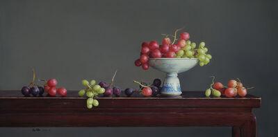Wu Feng, 'Fruits&Vase', 2018