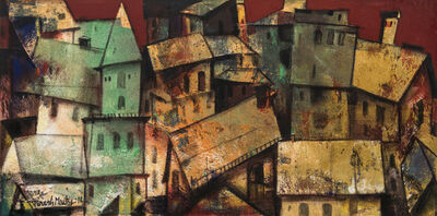 Paresh Maity, 'City of Porto', 2014