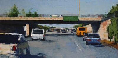 Ryan M. Reynolds, 'Freeway No. 7 / oil on panel', 2017