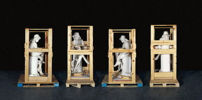 Catherine Wagner, 'Four Perspectives on Christopher Columbus', 2004