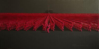 Yu Nancheng, 'Tai Chi Flash the Arms 1'