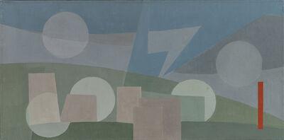 Anita Payro, 'Contra viento y marea', 1977