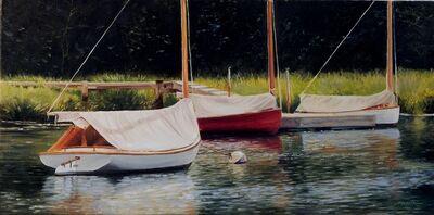 David Mesite, 'Across Arey's Pond'