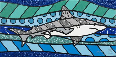 Romero Britto, 'Baby Shark (Ed No.13)', 2021