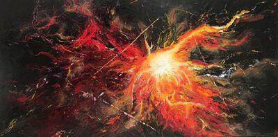 Nunziatina Del Vecchio, 'Fireball', 2016