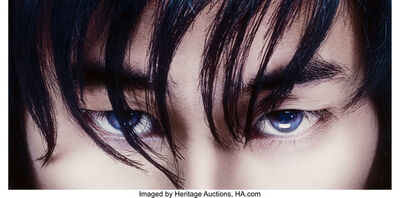 Anderson & Low, 'Untitled (Eyes) from the series Manga Dreams', 2009