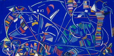 André Lanskoy, 'Étude pour une mosaïque', 1976