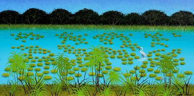 Peter Coad, 'Lagoon I, Byron Bay Series ', 2017