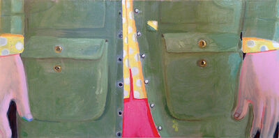 Elena Sisto, 'Tear', 2012