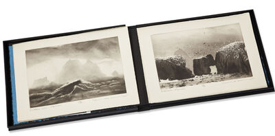 Norman Ackroyd, 'Beyond Cape Wrath', 2011