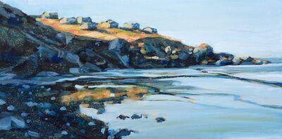 Kanna Aoki, 'Morning, Steep Ravine (Near Stinson Beach)', 2020
