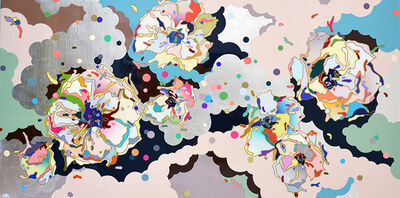 Suzy Taekyung Kim, 'Coloured Love #5', 2014