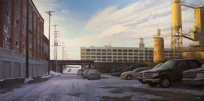 Art Chartow, 'Double Overtime Shift', 2014