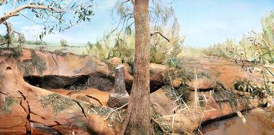 Anne Zahalka, 'Platypus, Burragorang Valley, Macarthur Region of New South Wales', 2019