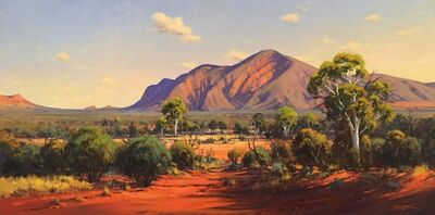 Ted Lewis, 'Mt Conway NT West Macdonalds', 2014